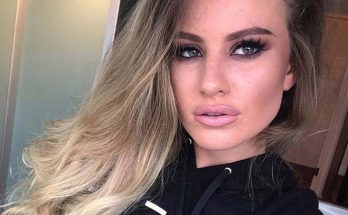How tall is Chloe Ayling Height Weight Body Measurements