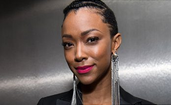 How tall is Sonequa Martin-Green Height Weight Body Measurements