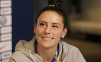 How Tall is Ali Krieger Height Weight Body Measurements