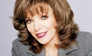 How Tall is Joan Collins Height Weight Body Measurements