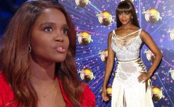 How Tall is Oti Mabuse Height Weight Body Measurements