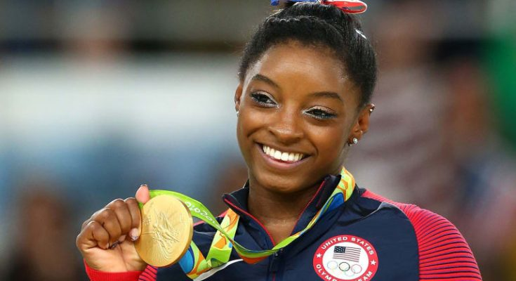 How Tall is Simone Biles Height Weight Body Measurements