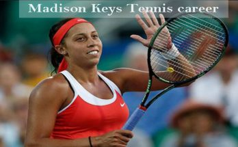 How Tall is Madison Keys Height Weight Body Measurements