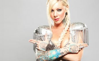 How Tall is Maria Brink Height Weight Body Measurements