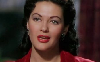 How Tall is Yvonne De Carlo Height Weight Body Measurements