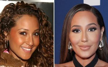 Adrienne Bailon How Tall Height Weight Body Measurements