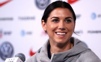 Alex Morgan How Tall Height Weight Body Measurements