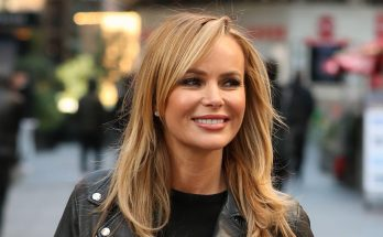 Amanda Holden How Tall Height Weight Body Measurements