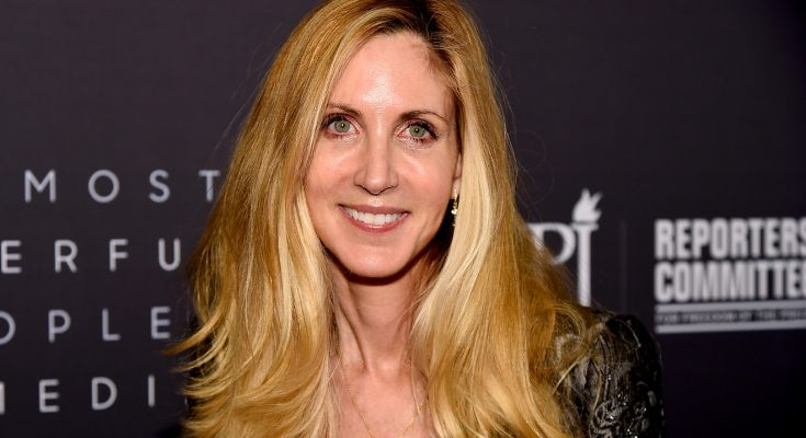 Ann Coulter How Tall Height Weight Body Measurements