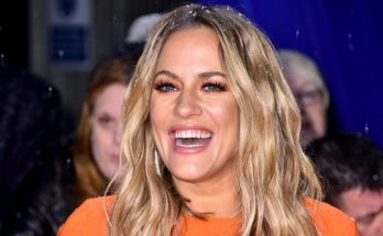 Caroline Flack How Tall Height Weight Body Measurements