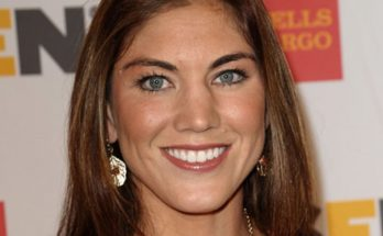 Hope Solo How Tall Height Weight Body Measurements
