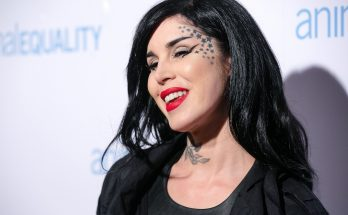 Kat von D How Tall Height Weight Body Measurements