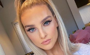 Perrie Edwards How Tall Height Weight Body Measurements