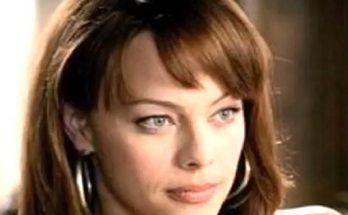 Polly Walker How Tall Height Weight Body Measurements